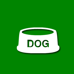dog bowl avatar